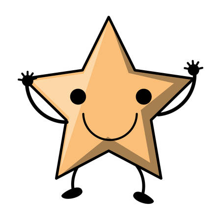 kawaii star icon