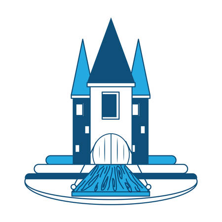 Medieval castle design