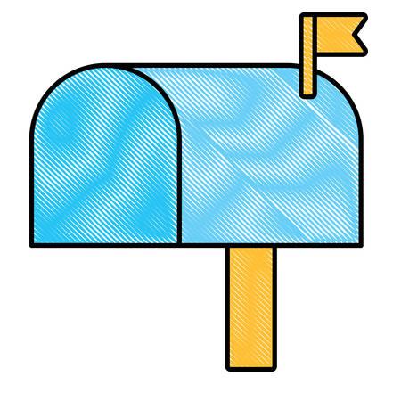 mailbox icon image