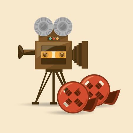 Retro videocamera design