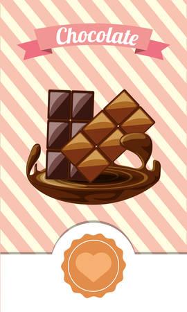 Chocolate bar design