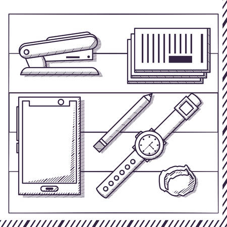 Office supplies design