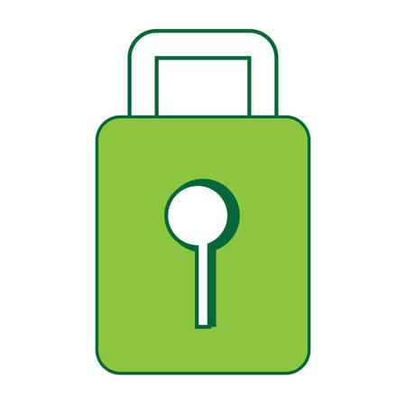 Padlock icon image.