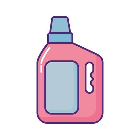 Laundry soap design.