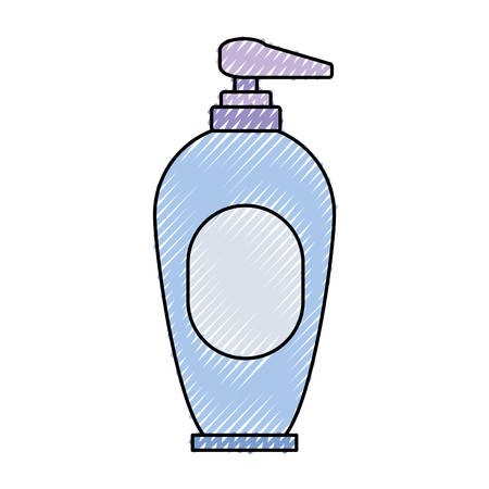Handsoap, cleaning supplies design.