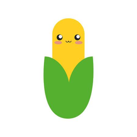 A kawaii vegetables design concept