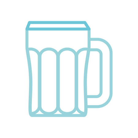 glass icon over white background vector illustration 일러스트