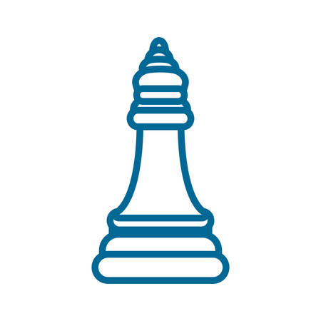 Pawn chess piece icon