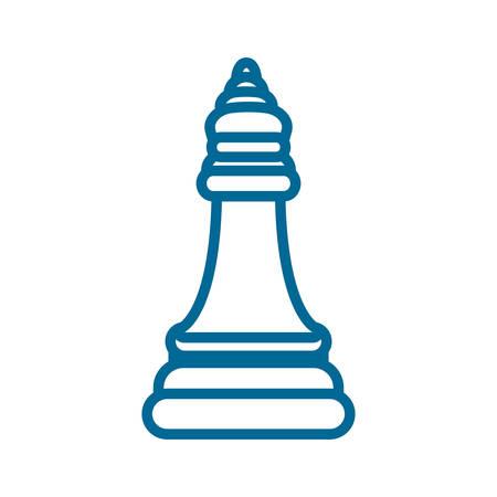 Pawn chess piece icon