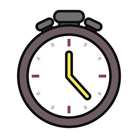 A sport chronometer icon 矢量图像