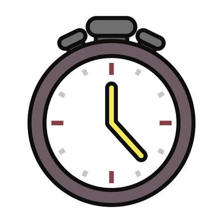 A sport chronometer icon Illustration