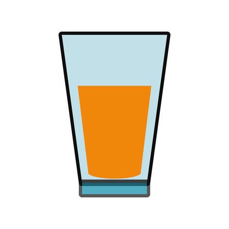 glass with juice icon