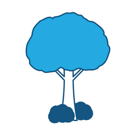 Tree icon image.