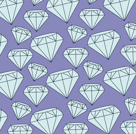 Diamonds background, colorful design. vector illustration icon 向量圖像