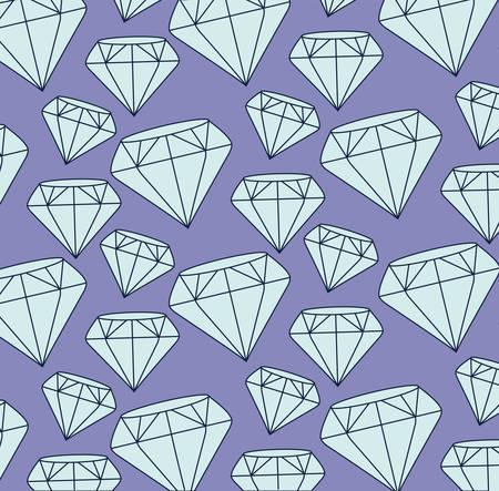 Diamonds background, colorful design. vector illustration icon Illustration