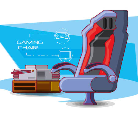 video game console icons vector illustration design