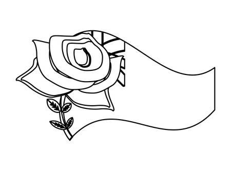 Conception de jour Anzac avec drapeau australien et fleur de pavot sur fond blanc, illustration vectorielle