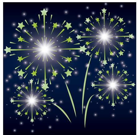 mardy gras splash lights pattern vector illustration design Stock Vector - 126349485
