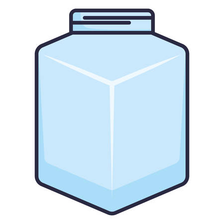 cute mason jar icon vector illustration design