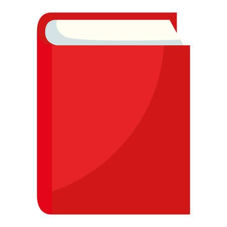 text book isolated icon vector illustration design Ilustracja