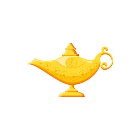 teapot lamp ramadan kareem vector illustration design