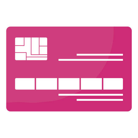 credit card ecommerce icon vector illustration design