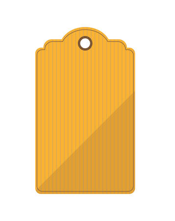commercial tag hanging icon vector illustration design