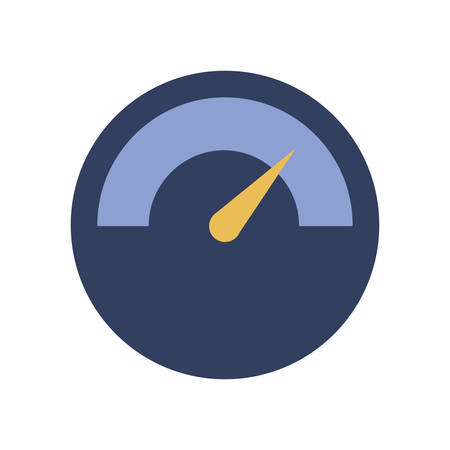 measure gauge isolated icon vector illustration design
