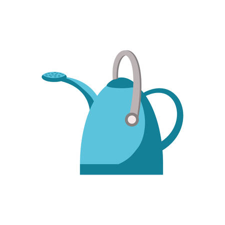 watering can gardener isolated icon vector illustration design Ilustração