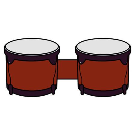 instrument musical icon illustration design  イラスト・ベクター素材