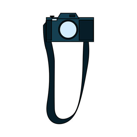 Camera icon design, Device gadget technology photography equipment digital and photo theme Vector illustration Banque d'images - 132731330