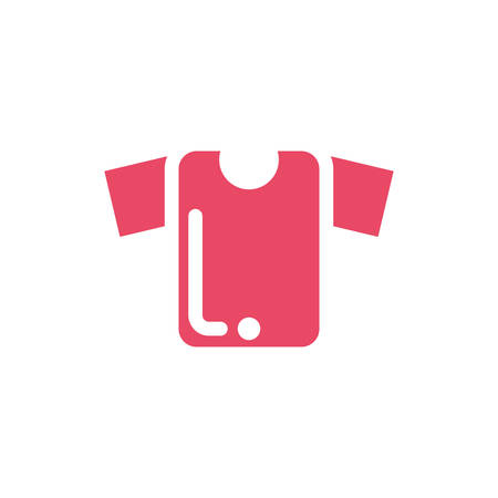 clothes on offer , cyber monday vector illustration design