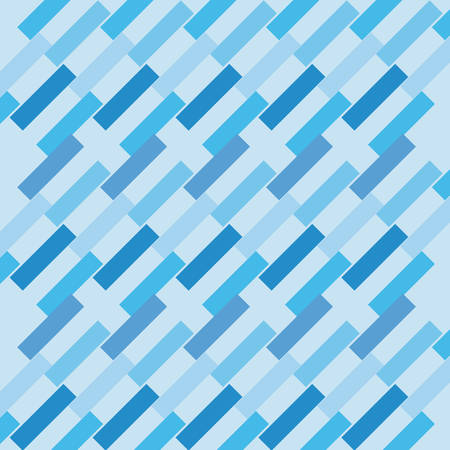 blue blocks decoration geometric background vector illustration Stok Fotoğraf - 133639186