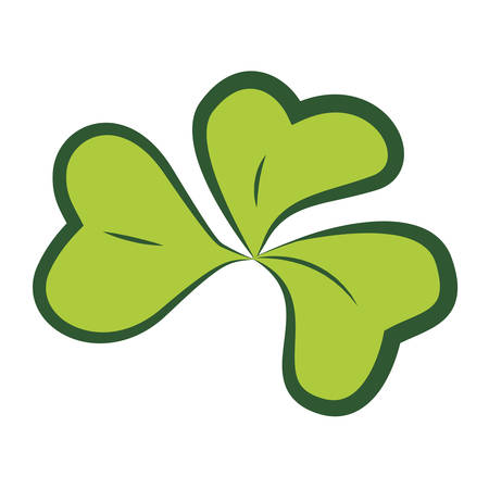 ecology leafs plant icon vector illustration design 向量圖像