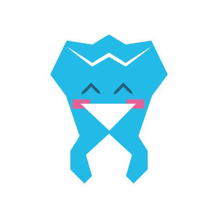 tooth human   character vector illustration design Stockfoto - 134753063