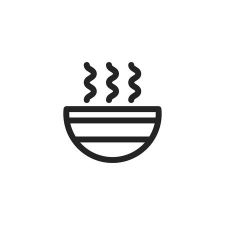bowl design, Kitchen supply domestic household tool cooking and restaurant theme Vector illustration 版權商用圖片 - 134690882