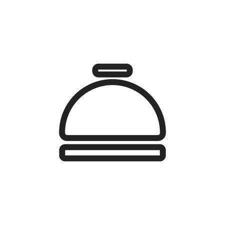 Plate design, Kitchen supply domestic household tool cooking and restaurant theme Vector illustration