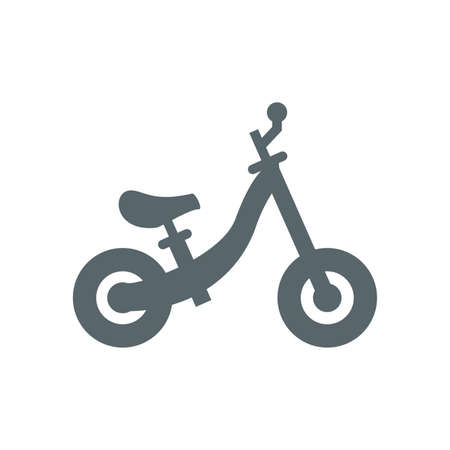 bike icon design, Vehicle bicycle cycle healthy lifestyle sport and leisure theme Vector illustration 向量圖像