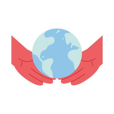 new global alert for coronavirus vector illustration design
