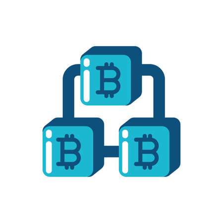 Bitcoins frames circuit design of Cryptocurrency money currency exchange financial bank web internet market electronic finance and net theme Vector illustration