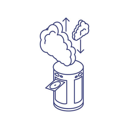 data center disk reader with cloud computer vector illustration design
