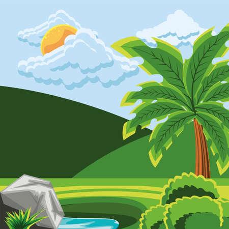 landscape hills palm river meadow