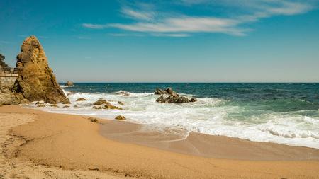 seacoast: Amazing view on Spain seacoast