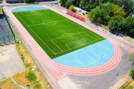 New school stadium