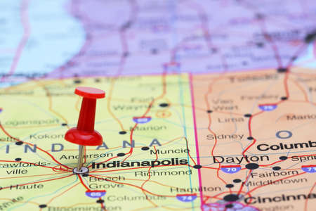 Where Is Indianapolis IN Where Is Indianapolis IN Located In US - Indianapolis on us map