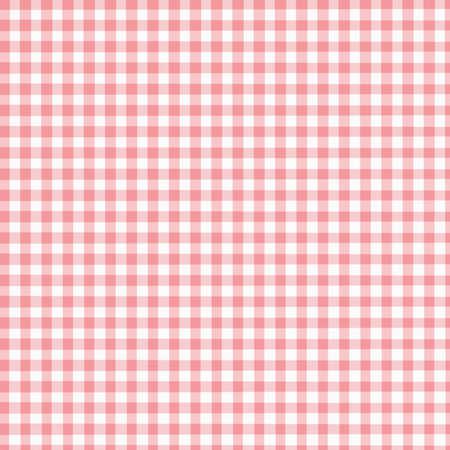 Pink Ginham -Background slight texture - digitally created photo