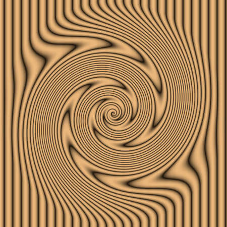 attention grabbing: Swirly Stripe backdrop