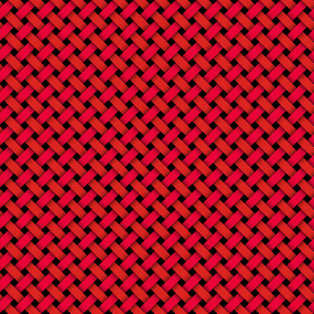 A tileable design - duplicate and make exactly size you need.  red and black diagnonal weave.