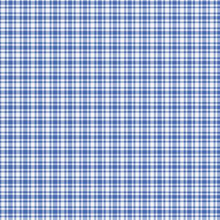 デジタル青と白の格子縞を作成