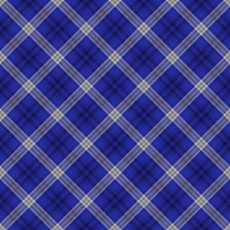 A digital plaid diagonal fabric background - tileable photo
